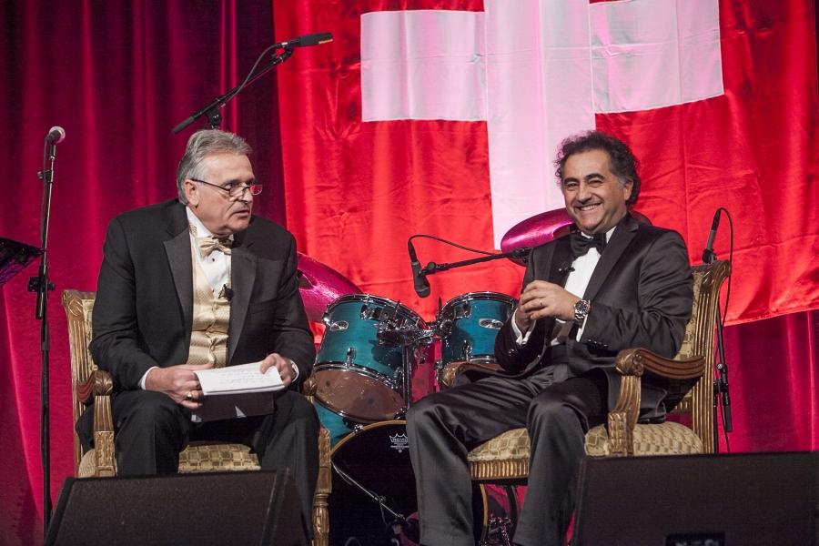 Swiss Ball 2017 Cipriani 42nd Street Event Photo